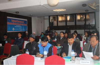 National Workshop of Human Rights Defenders in Nepal
