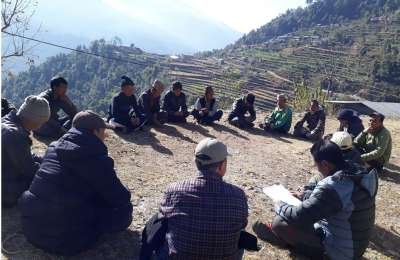 Community Interaction on FPIC and BHR in the Context of Khimti-2 Hydropower Project