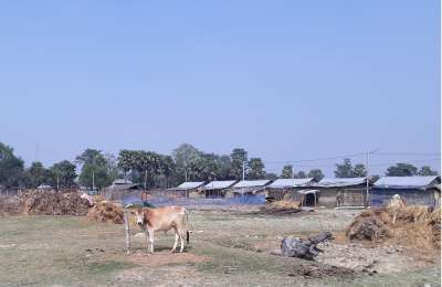 Displacement of Shanthal Indigenous Peoples by the road expansion project, Morang District