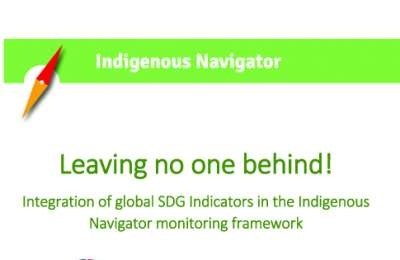 Implementation of Indigenous Navigator to promote Sustainable Development Goals (SDGs)