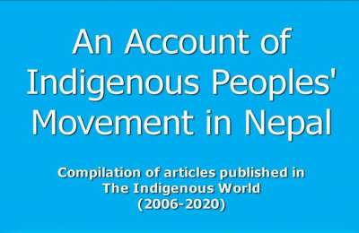 An Account of Indigenous Peoples' Movement in Nepal