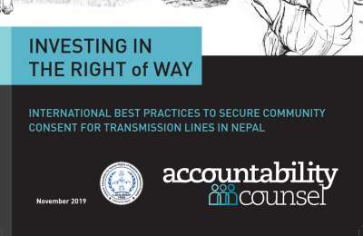 Investing in the Right of Way_EN