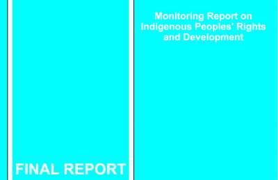 Monitoring Report on Indigenous Peoples' Rights and Development_EN