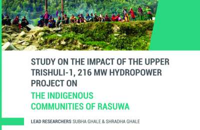 Research Report on Upper Trishuli 1_ENG