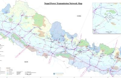 Transmission Line Map_access on 24 Aug 2018